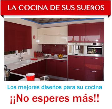 Diseño cocinas - Muebles Redondo