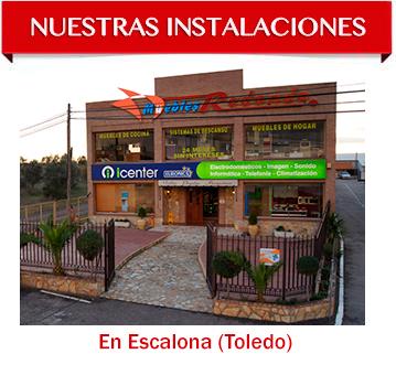 Nuestras instalaciones en Escalona (Toledo) - Muebles Redondo